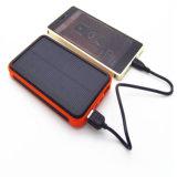 De aanpassende 10W Bank 10000mAh van de ZonneMacht met Dubbele USB