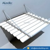 سقف [برغلا] مع قابل للانكماش بناء ظلة