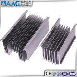Perfil do alumínio do OEM/o de alumínio do dissipador de calor com RoHS/Ce/ISO/As2047/Aama