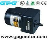 Gpg 110V/220Vの電動機、6W 10Wの電気誘導ACギヤモーター