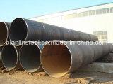 Sistema de tuberías de gas con tubos SSAW belleza