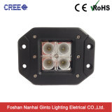 지프 (GT1022A-16W)를 위한 넘치는 마운트 16W 크리 사람 LED 일 빛