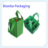 Зеленый мешок цвета Non сплетенный