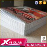 Nota del precio de fábrica de la escuela personalizada libro A4 A5 Notebook