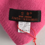 Fabrik-mischten vollständiger Verkaufs-Kaschmir und Wollen Baby gestrickte Zudecke