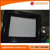 Im Freienkino-Bildschirm-aufblasbarer deluxer Projektions-Bildschirm-Film-Bildschirm (S1-002)