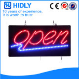 Hidly 장방형 저축 에너지 LED 열려있는 표시