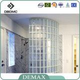 Строя декоративный стеклянный блок