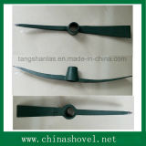 Pickaxe de alta calidad de herramientas de jardín de acero Pickaxe Mattock P406I