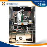 Máquina de etiquetado que encoge caliente de la funda de la botella automática de la larga vida
