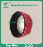 Roda feita sob encomenda do exercício da ioga da venda por atacado da fábrica da roda da ioga do rolo da espuma do exercício da esfera da ginástica