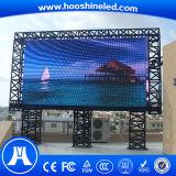 Visualización al aire libre ancha de la muestra del ángulo de visión P8 SMD3535 LED