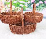 고품질 Handmade 자연적인 버드나무 바구니 (BC-ST1255)