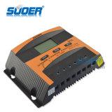 Suoer 12 des Solarintelligenter PWM Controller des Volt-60A hauptsystems-Sonnenkollektor-(ST-C1260)