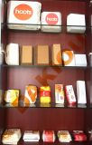 Caixa de papel automática que empacota fazendo a máquina