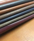 熱い靴のための販売によって浮彫りにされるパターン人工的なPUの革、ソファー、ホーム織物、カー・シート、家具(HS-Y44)