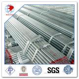 24 tubulações de aço revestidas de carbono do zinco ASTM A53 ERW da polegada