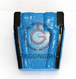 Van de Micro- van de Hulpmiddelen van het Opkrikken van de pijp Bit Qr11-012 van de Snijder de Een tunnel gravende Bescherming van Hulpmiddelen