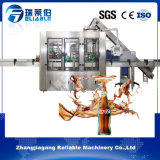 Fornecedor automático de confiança da máquina de enchimento da cerveja do frasco de vidro de China