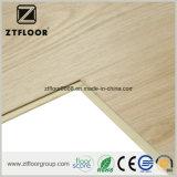 plancher en bois de vinyle de la texture WPC de 7mm