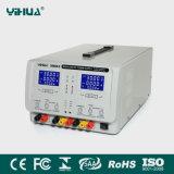 Yihua 3005D-II se dobla fuente de corriente continua Ajustable