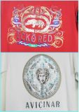 Clinquant d'estampage du T-shirt/Cloth/PU/DVD/Metal/Glass/papier chauds