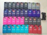 3 Schicht-schützender Verteidiger-Telefon-Kasten für iPhone7/6/5 mit Riemen-Klipp Hoster