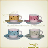 Conjuntos de cerámica del café y de té de China de 2016 nuevos productos