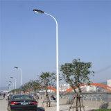 Luz de rua solar do diodo emissor de luz da venda quente 8m por 5 anos de luz de rua solar do diodo emissor de luz da garantia