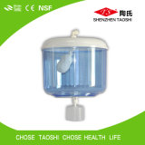 El tanque mineral plástico de la botella del purificador del crisol del agua potable
