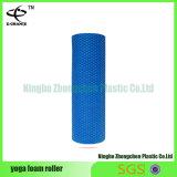 Rouleau lisse de mousse de massage de Pilates de yoga de rouleau de mousse de forme physique de gymnastique d'exercice