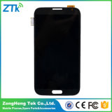 Цифрователь касания LCD сотового телефона на примечание 2 5.5inch Samsung