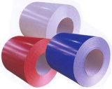 Bobine en acier galvanisée plongée chaude Dx51d, PPGI, PPGL, SGCC, ASTM653