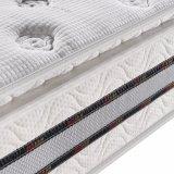 Mola do aço de carbono elevado e colchão natural do látex para a HOME ou o hotel Fb732