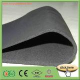 Placa de borracha da espuma da isolação impermeável high-density