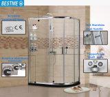 Precio barato de aluminio correderas para duchas (BL-F3505)