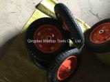 4.00-8 Roda de borracha inflável Maxtop / roda de carrinho de mão