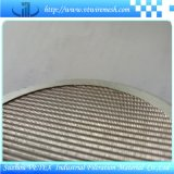 Disco del filtro dall'acciaio inossidabile con l'alta qualità