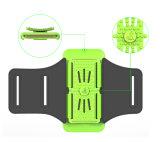 iPhone 5の5sアームバンドの箱のための高品質の体操の試しのスポーツの腕章のホルスターの箱カバー