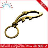 Anel chave do metal com função do abridor de frasco
