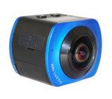 radio 4k videocámara de 360 Digitaces del grado con H. 264
