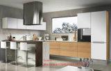 Gabinetes de cozinha lustrosos do MDF Austrália