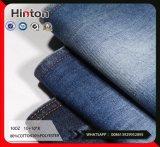 ткань джинсовой ткани полиэфира хлопка одежды джинсыов 10oz