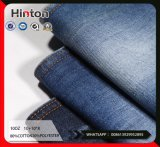 SGS 10s Twill Cotton Polyester Slub Denim Fabric 10 oz