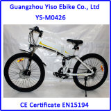 bicicleta elétrica escondida 36V da montanha do Hummer da bateria 250W