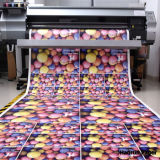 Papel de transferência do Sublimation do produto novo 55GSM para o Sublimation Printer/Ms/Dgi/Reggiani/Dgen