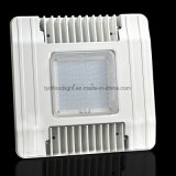 Luz 100W do dossel do CREE do diodo emissor de luz do posto de gasolina do poder superior com 120lm/W