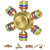 Neuer Entwurf 2017 EDC-Unruhe-Spielzeug-Qualitäts-Handspinner