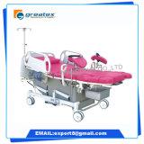 Obstetric Arbeitstisch u. elektrisches Krankenhaus-Anlieferungs-Bett (GT-OG801)
