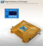 GSM/Dcs DoppelbandAmplificateur 900/1800MHz mobiler Netz-Verstärker mit LCD-Bildschirm